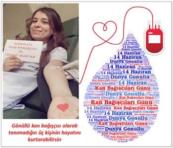 Gönüllü Kan Bağışçısı Olmak