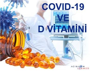 COVID-19 Enfeksiyonlarında D vitamininin Önemi